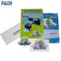 PADI Crewpak PADI Seal Team z DVD