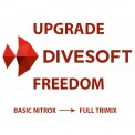 Upgrade Divesoft Freedom Basic NITROX do Full TRIMIX